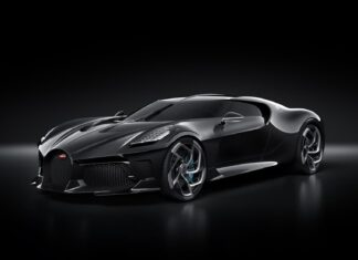 Top Five Most Expensive Cars in 2021