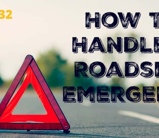 Roadside Accident Emergency Contact