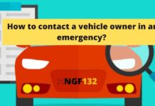 Vehicle emergency contact