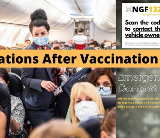 Vacations After Vaccination